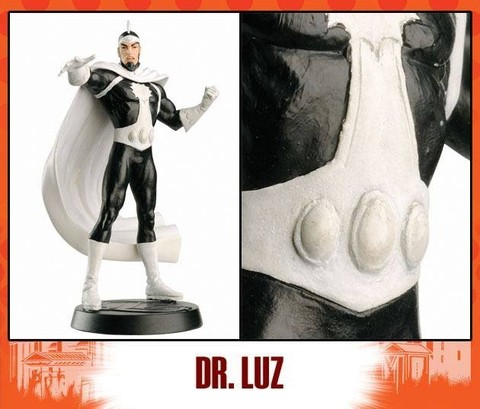 Dr. Light - Figura DC Aguilar