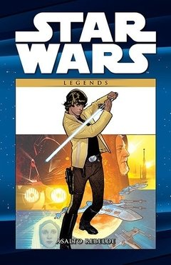 STAR WARS LEGENDS COLECCION VOL. 5 - ASALTO REBELDE