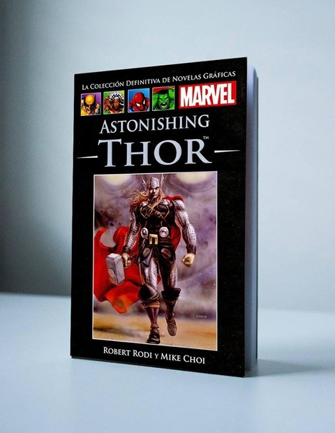 TOMO 53 - ASTONISHING THOR