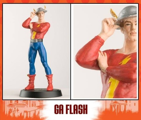 Flash Golden Age - Figura DC Aguilar