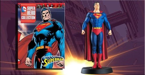 FIGURAS DC 02 - SUPERMAN