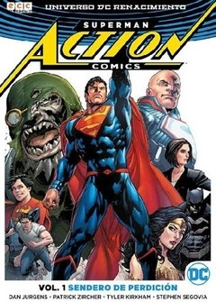 ACTION COMICS VOL. 01