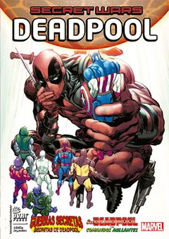SECRET WARS 07: DEADPOOL