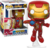 FUNKO POP! MARVEL: / AVENGERS INFINITY WAR - IRON MAN (285)