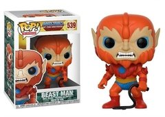 FUNKO POP! TELEVISION: / MASTERS OF THE UNIVERSE S2 - BEAST MAN (539)