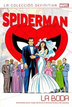 TOMO 12 (19) SPIDERMAN SALVAT: LA BODA