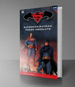 TOMO 21 BS: SUPERMAN/BATMAN: PODER ABSOLUTO