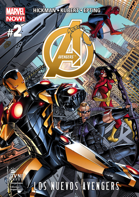 Avengers (Marvel Now!) #2