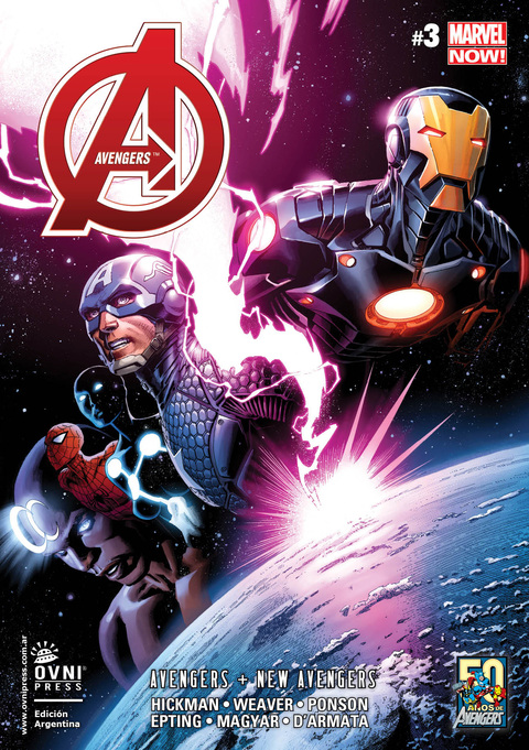 Avengers (Marvel Now!) #3