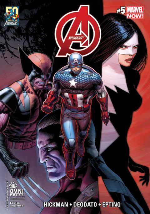 Avengers (Marvel Now!) #5