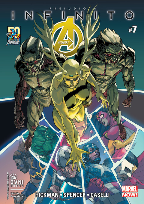 Avengers (Marvel Now!) #7