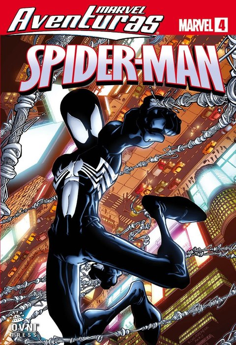 Aventuras Marvel Spiderman #4