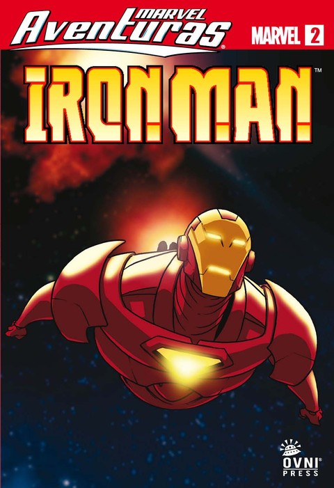 AVENTURAS MARVEL - Iron Man #2