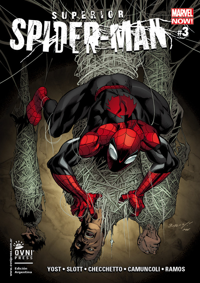 Superior Spider-man (Marvel Now!) #03