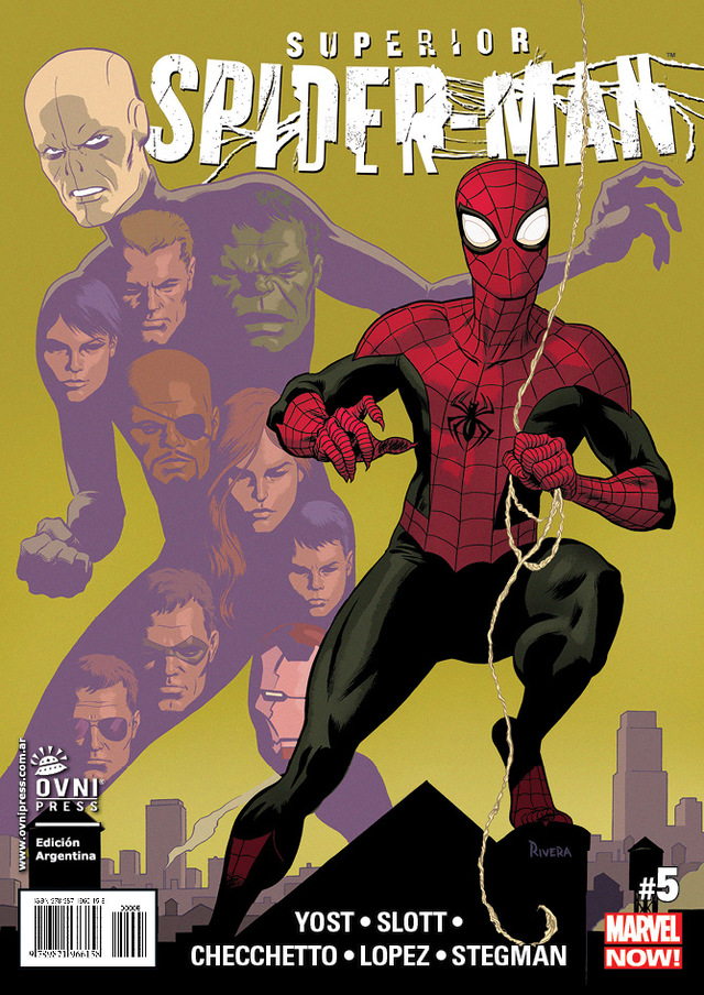 Superior Spider-man (Marvel Now!) #05