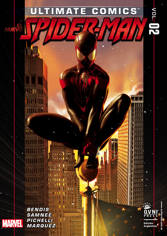 ULTIMATE COMICS: Spider-Man vol. 2