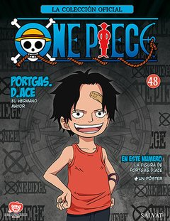 FIGURA ONE PIECE 48 - PORTGAS D.ACE