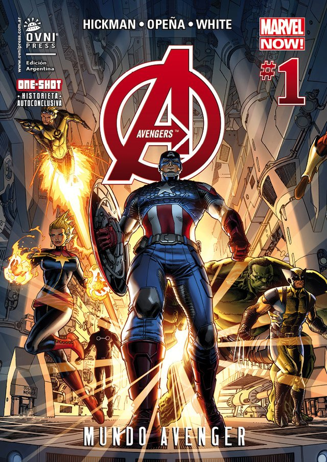 Avengers (Marvel Now!) #1