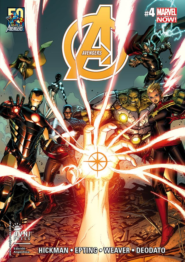 Avengers (Marvel Now!) #4