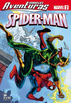 Aventuras Marvel Spiderman #2