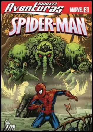 Aventuras Marvel Spiderman #3
