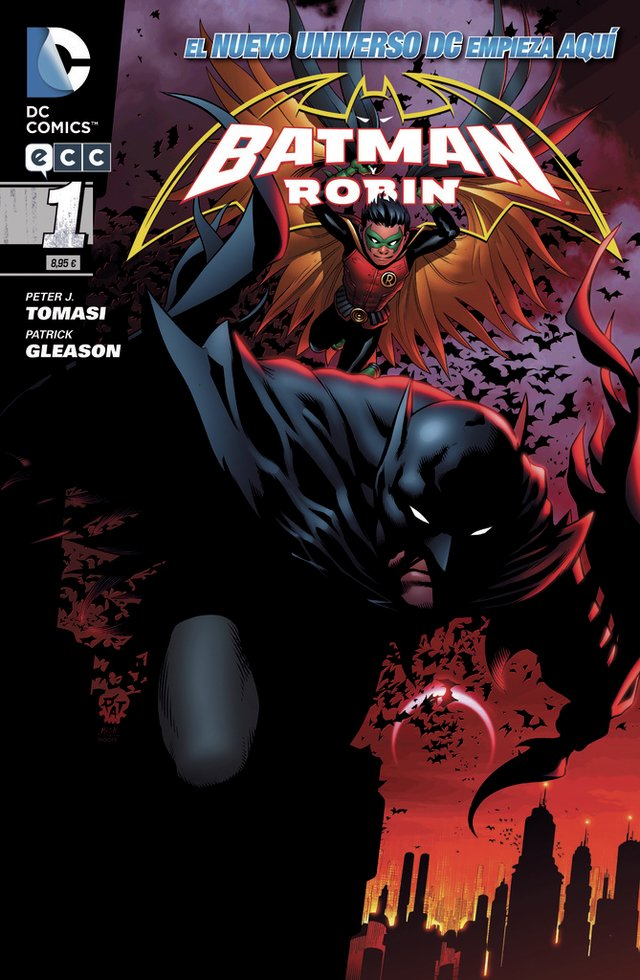 BATMAN Y ROBIN  01