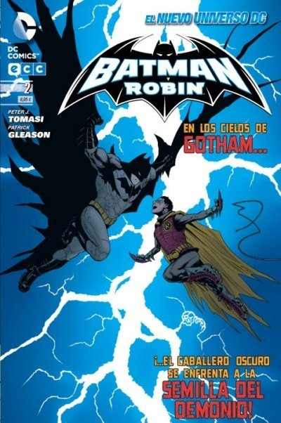 BATMAN Y ROBIN  02
