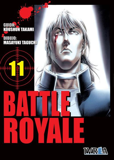 BATTLE ROYALE 11