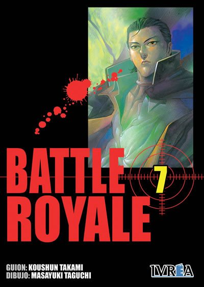 BATTLE ROYALE 7