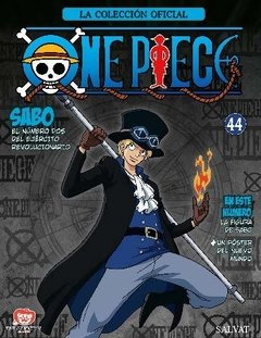 FIGURA ONE PIECE 44 - SABO