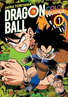 DRAGON BALL COLOR: SAGA SAIYAJIN 01 (LA NACION)