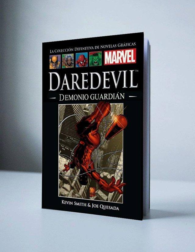 Tomo 47 Daredevil Demonio Guardian Elektra Comics