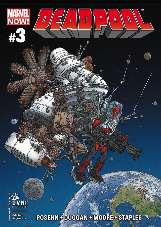 DEADPOOL (Marvel Now!) #03