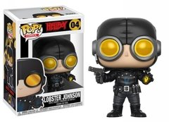 FUNKO POP! COMICS: / HELLBOY - LOBSTER JOHNSON (04)