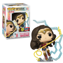 FUNKO POP! WONDER WOMAN *NYCC 2020* WONDER WOMAN POST 361