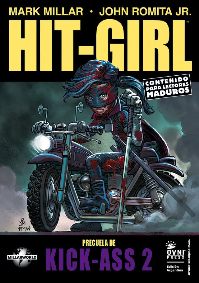 Preludio a Kick-Ass 2: Hit-Girl