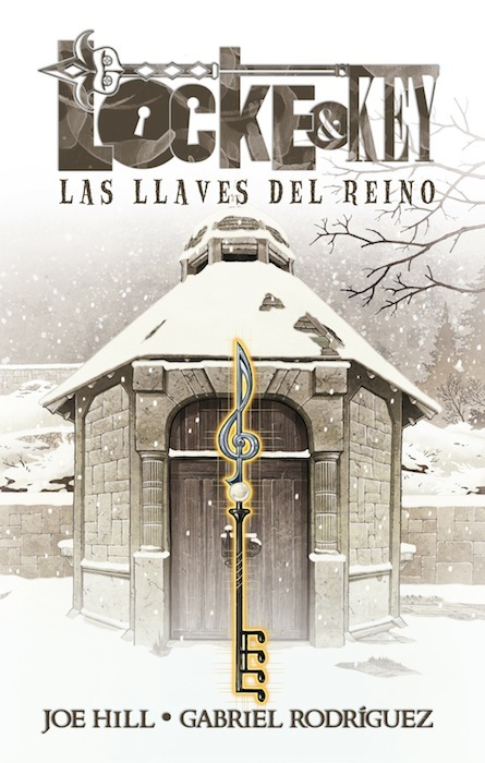 LOCKE & KEY 4: Las llaves del reino