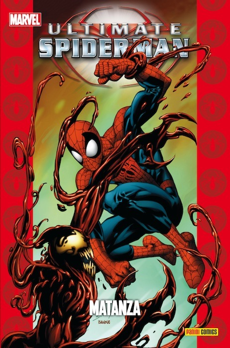 Ultimate Spiderman 13: Matanza
