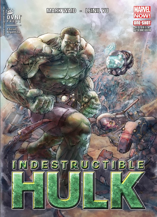 Indestructible Hulk vol. 1 (MARVEL NOW!)