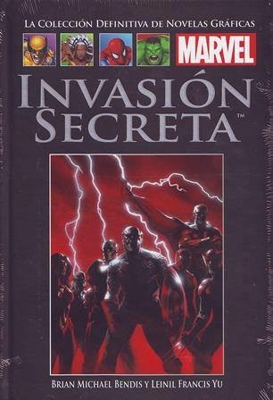 TOMO 55 - INVASION SECRETA