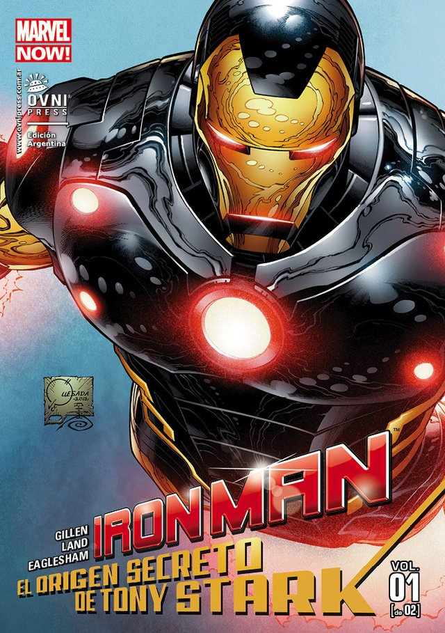 IRON MAN (Marvel Now!) vol 02