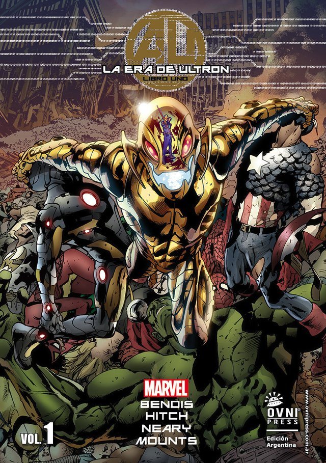 La Era de Ultron vol. 1