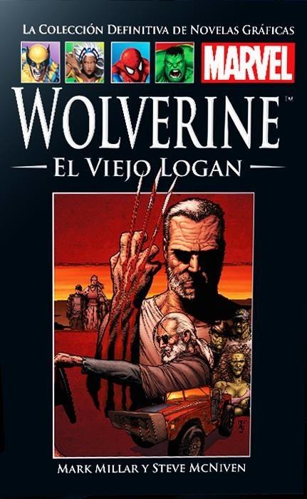 Tomo 54 Wolverine El Viejo Logan Elektra Comics