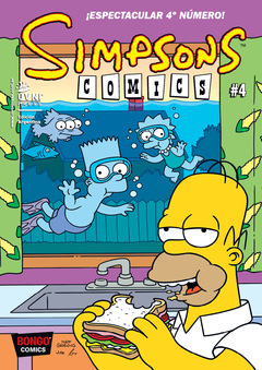 Simpsons Comics 04
