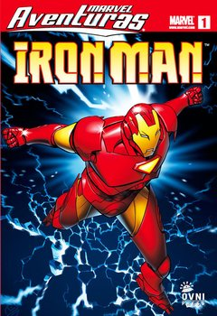 AVENTURAS MARVEL - Iron Man #1