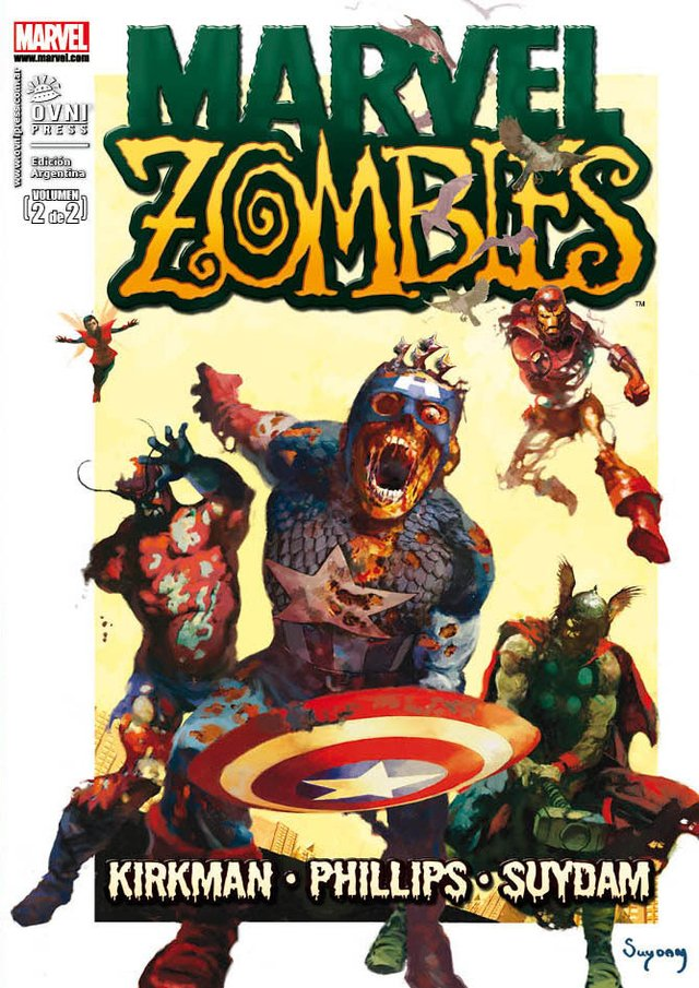 MARVEL ZOMBIES #02