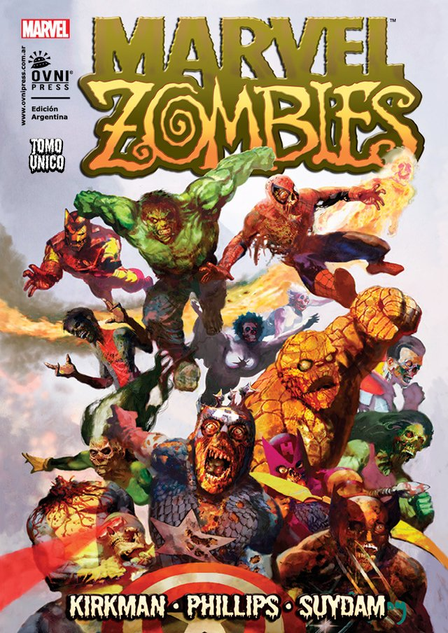 Marvel Zombies TP