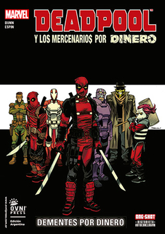 DEADPOOL Y SUS MERCENARIOS