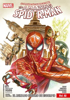 THE AMAZING SPIDERMAN Vol. 02: EL REINADO OSCURO DE ESCORPIO