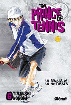 The Prince of Tennis Nº 06